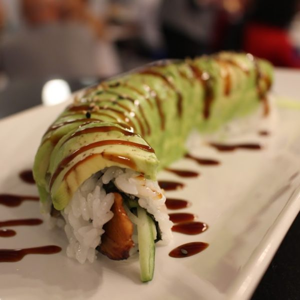 Caterpillar Roll (MISO Butterfly)